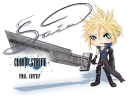 Cloud Strife - chibi